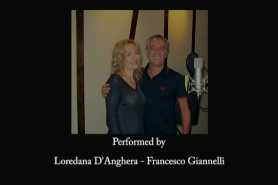 Loredana D'Anghera e Francesco Giannelli – Don't Cry For Me Argentina
